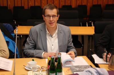Franz Ratsitzung