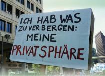 Privatssphäre